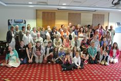 The Ivers Clan Gathering. Over one hundred family members attended the event in Athlone on 22nd June 2013.