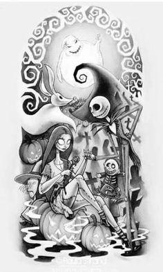 Ideas wall paper christmas disney jack skellington for 2019 wallpaper tim burton Arte Tim Burton, Tim Burton Kunst, Nightmare Before Christmas Wallpaper, Nightmare Before Christmas Tattoo, Disney Tattoos, Arte Disney, Disney Art, Jack Skellington, Disney Drawings