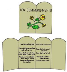 The Jewish Children's Learning Network :: Shavuot Crafts Ten Commandments Craft, Ccd Activities, Jewish Crafts, Bible Games, Moise, Religious Education, Sunday School Lessons, Bible Crafts, Kids Church