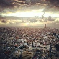 Sunrise in Casablanca! Beauty Routine Calendar, Beauty Routine Checklist, Beauty Routines, Places Around The World, Around The Worlds, City From Above, Florida City, Beyond The Sea, Secret Places