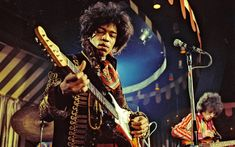 Rock music such as Jimi Hendrix-style electric guitar excites us because it recreates the sound of primal distress calls and 'brings out the animal in us', scientists claim.