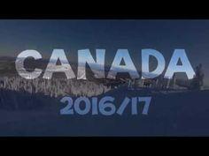 Canada 2016/17 | Ski instructor life - YouTube
