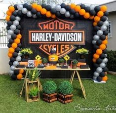 36 Ideas Motorcycle Party Men #party #motorcycle