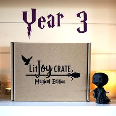 Litjoy Crate, Potter Box, Book Subscription, Monster Book Of Monsters, Harry Potter Magic, Book Sleeve, Children's Picture Books, Sirius Black, Hogwarts