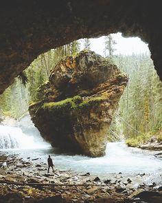 Banff national Park, Canada gif by Kristian Keenen https://plus.google.com/u/0/collection/4DSyFB