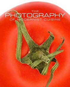 http://www.amazon.com/Photography-Modernist-Cuisine-Nathan-Myhrvold/dp/0982761023/  http://modernistcuisine.com/books/the-photography-of-modernist-cuisine/  http://www.popphoto.com/photos/2013/09/behind-scenes-photography-modernist-cuisine http://www.latimes.com/food/dailydish/la-dd-the-photography-of-modernist-cuisine-20131008-story.html