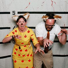 25 Genius DIY Couples Costumes via Brit + Co