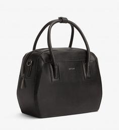 TARDY - BLACK - bowling bags - handbags