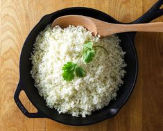How to make cauliflower rice the easy way. This delicious low carb rice swap is so simple. Keto paleo cauliflower rice works in favorite side dish recipes. Paleo Cauliflower Rice, How To Make Cauliflower, Buffalo Cauliflower, Roasted Cauliflower, Roasted Shrimp, Roasted Garlic, Roasted Chicken, Paleo Side Dishes, Side Dish Recipes