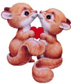 I Love You Pictures, Funny Pictures, Tatty Teddy, Teddy Bear, I Love You Animation, Love Good Morning Quotes, 1 Gif, Cute Dogs And Puppies, Chipmunks
