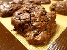brownie bombs | The Baking Fairy