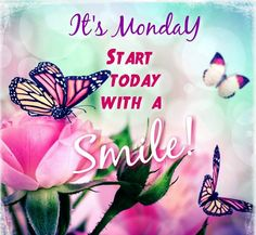 Happy monday sister have a nice day