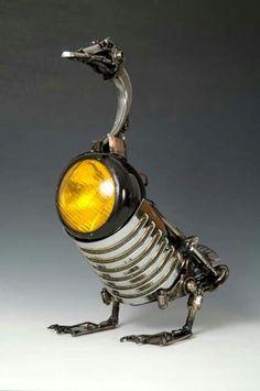 James Corbett - recycled auto parts