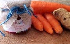 Foodopia - Composta di carote novelle bio e zenzero #composta #carote #zenzero #bio #vegan