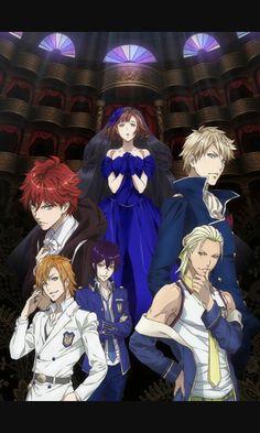 Dance with evil:este anime trata de una ciudad llena de vampiros conviviendo con humanos pero hay algunos problematicos probocando a los humanos y algunos vampiros a matarlos.