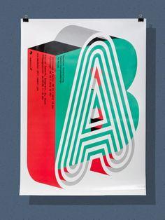 alternative form, Marcel Häusler Graphics »Bachelor exhibition FH Mainz Communication Design / Bench.li