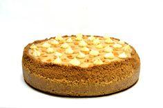 Cheesecake Americano de Caramelo Salgado || Toffee American Cheesecake