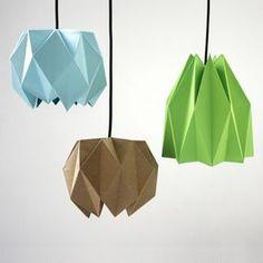 Lampenschirm Anleitung cool hängelampen