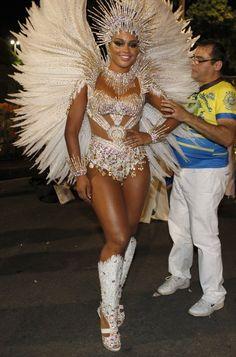 Juliana Alves, atriz no Brasil, Rainha