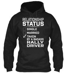 Rally Driver - Relationship Status