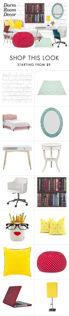 Be yourself by andreamilles on Polyvore featuring interior, interiors, interior design, home, home decor, interior decorating, Signature Design by Ashley, Tempaper, Graham & Brown and Surya