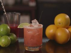 Get to know the local flavor of San Diego with the bright and tangy blood orange, the star of this Blood Orange Margarita.