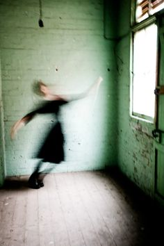 Dancing ghost - by Francesca Woodman (1958 - 1981), USA
