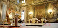 Ca' Sagredo, antiguo palacio veneciano devenido en hotel - http://www.absolutitalia.com/ca-sagredo-antiguo-palacio-veneciano-devenido-en-hotel/