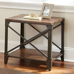 Steve Silver Company Winston Square End Table -- You can get additional details at the image link.Note:It is affiliate link to Amazon.
