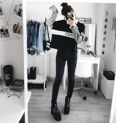 """6,651 Likes, 48 Comments - LYDIA F. (@deaddsouls) on Instagram: """"weird pose as usual  (i hope this outfit will be my last winter outfit)"""""""