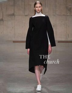 #ChurchRobes The Church - The top 10 trends for autumn/winter 2013 | ELLE UK