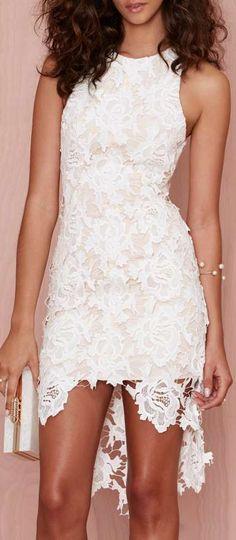 i will wait lace dress