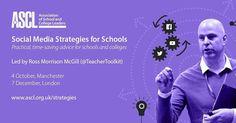 Social Media Strategy for Schools #SLTchat