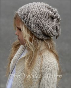 Gypsy Soul Cap Hat Knitting pattern by The Velvet Acorn, a children hat pattern available at LoveKnitting. Baby Knitting Patterns, Arm Knitting, Knitting For Kids, Crochet Patterns, Heidi May, Velvet Acorn, Knit Crochet, Crochet Hats, Gypsy Soul