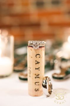 Ring details, Caymus Wine, Asheville wedding photography, Sunday Grant Photographt
