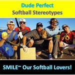 SHOUTOUT to our Softball LOVERS!  Our very 1st post response: Dude Perfect on Softball Stereotypes.  Which ones do you have in your team?  The purpose of this post is to relieve stress for our beloved softball lovers, smile~ Share if you smiled~ keep smiling~ Cheers!  #softballdrills #awesomesoftballdrills #dudeperfect #softballstereotypes