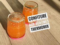 Oranges Clémentines, Candle Jars, Menu, Canning, Table, Sweet Sauce, Marmalade, Menu Board Design, Candle Mason Jars