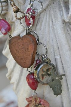 Amy Hanna necklace