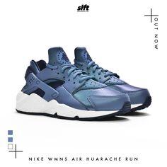 Der Nike WMNS Air Huarache Run ist ab sofort inStore & onLine auf www.soulfoot.de für €120 erhältlich!    #nike #air #huarache #run #wmns #sneaker #soulfoot #slft