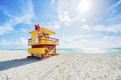 Quiz: Where in the world are these amazing beaches?South Beach, Miami Beach, FL