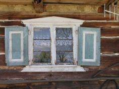 okiennice - trochę jak kapliczka