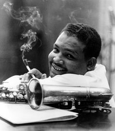 "tornandfrayed: "" Cannonball Adderley. """