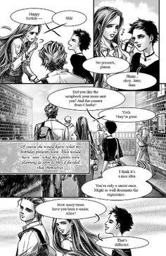 NEW MOON: THE GRAPHIC NOVEL - VOL. 1 Credit: Little Brown Books via EW