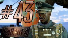 Fallout 4 Gameplay ITA Walkthrough #43 - Ombra D'Acciaio - PS4 Xbox One PC