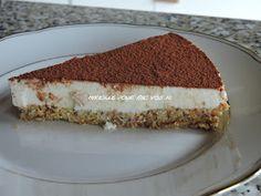 A B C vos IG: Cheese-cake au citron sans cuisson (IG bas)