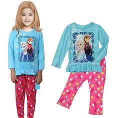 Frozen Girls Clothes – Aaliyah's Boutique