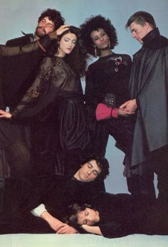 Gianni Versace fw 1981 by Richard Avedon