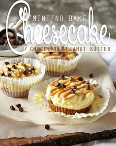 These Mini No Bake C