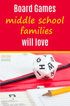 Education Possible — Page 5 — Enjoying the Middle School Years at Home