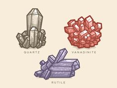 http://dribbble.com/shots/878816-Minerals-and-Crystal-Test-Illustrations?list=searches=nature